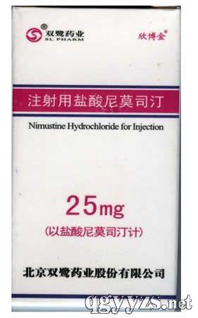 09年聊城、泰安中标产品:注射用盐酸尼莫司汀