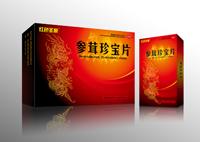 红色圣原参茸珍宝片(炒作产品)