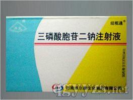 纽枢通三磷酸胞苷二钠注射液