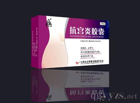 抗宫炎胶囊