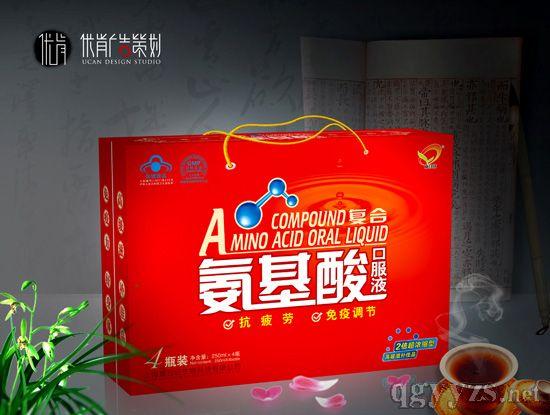 复合氨基酸口服液(4瓶)