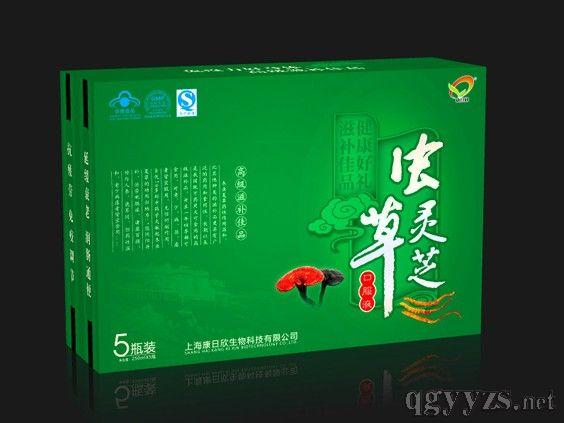 虫草灵芝口服液(5瓶)