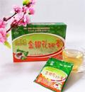 金银花复配茶