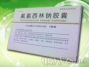 氟氯西林纳胶囊
