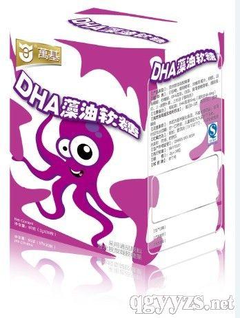 万基-DHA藻油软糖
