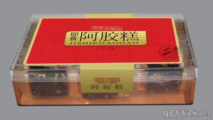 阿胶糕/450克保鲜盒/经典