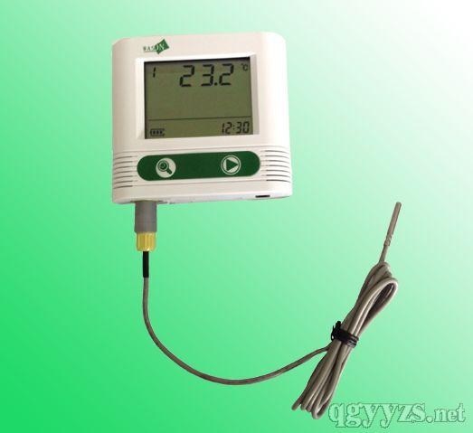 杭州微松大屏单路温度记录仪