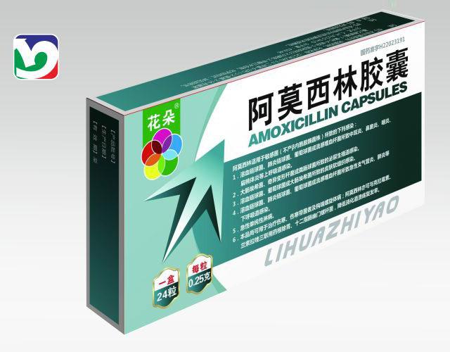 阿莫西林胶囊2