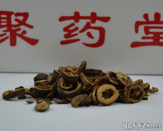 安国聚药堂供应中药饮片醋青皮