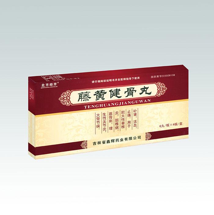 藤黄健骨丸(24丸)