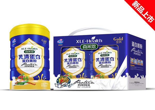 乳清蛋白蛋白质粉(礼盒装)