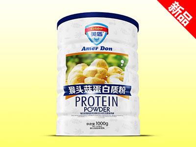 (美盾)蛋白质粉1000g铁听-猴头菇