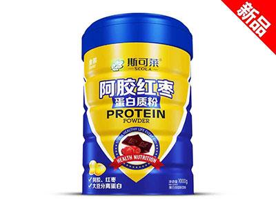 金装蛋白质粉-阿胶红枣