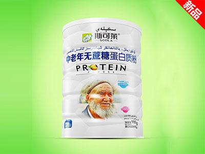 中老年无蔗糖蛋白质粉