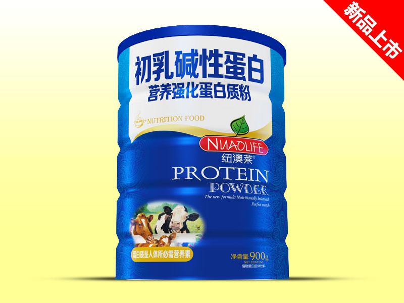 纽澳莱初乳碱性蛋白营养强化蛋白质粉