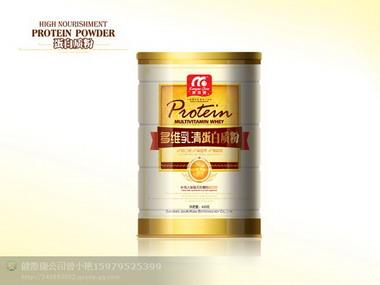 多维乳清蛋白质粉