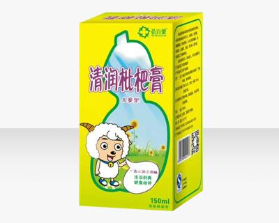 清润枇杷膏(儿童型)