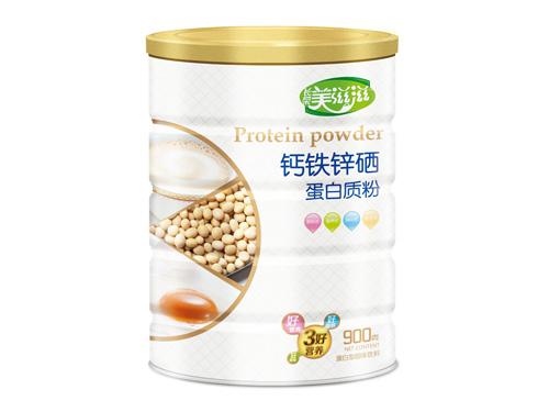长荣美滋滋钙铁锌硒蛋白质粉