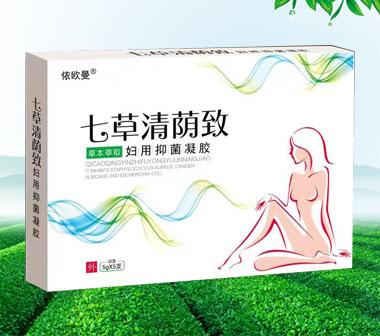 七草清荫致妇用抑菌凝胶