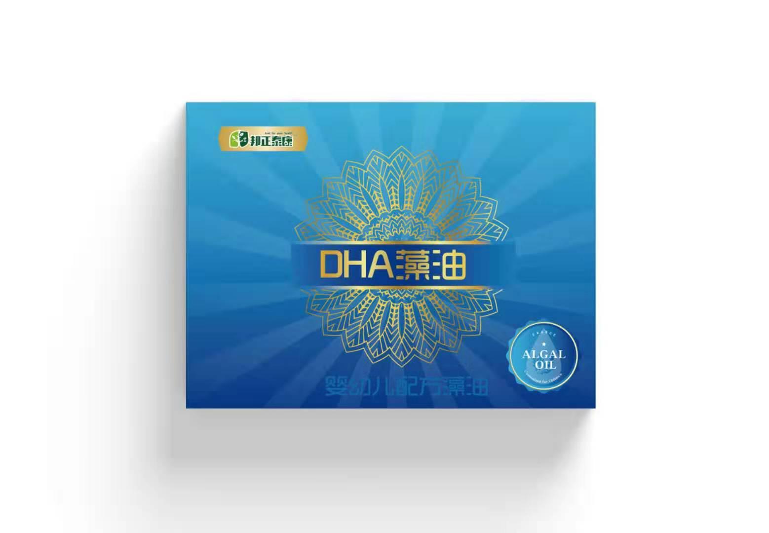 DNA藻油