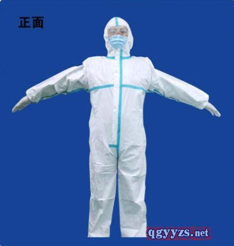 灭菌连体防护服批发招商