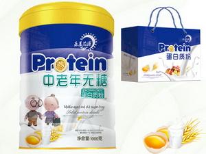中老年无糖蛋白质粉