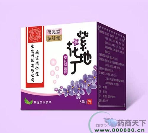 南京同仁堂紫花地丁